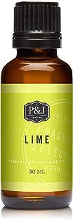 Lime Fragrance Oil - Premium Grade Scented Oil - 30ml
