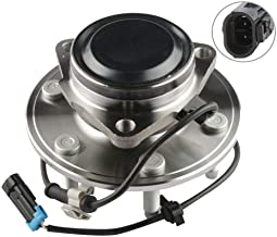 MOSTPLUS Wheel Bearing Hub Front Wheel Hub and Bearing Assembly 515054 for Chevy Cadillac GMC with ABS 6 Lug