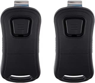 2 Garage Door Remotes for Genie Intellicode (G1T-BX, 38501R)