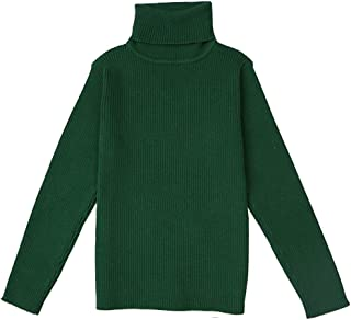 Wennikids Girls Spring Autumn Sweaters Little Kids Pullover Sweaters Baby Children Clothes