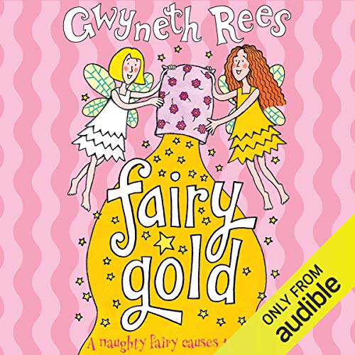 Fairy Gold audiobook cover art