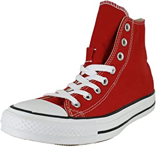 Converse All Star HI FIRE Brick RED Size