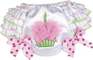 1st birthday bloomers