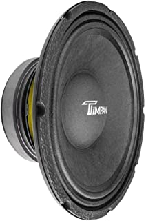 "$59 » Timpano TPT-MD10 V2 10 Inch Midbass Speaker Upgraded Version - 10"" Pro Audio Mid-bass Loudspeaker, 325 Watts RMS Power, 65..."