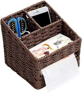 ZJ Stable Panier de Rangement, boîte de Rangement for Les vêtements, Panier de Rangement, Support de Rangement Multifoncti...