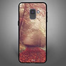 Samsung Galaxy A8 Plus ممر الخريف