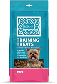 Burns Training Dog Treats Chicken & Rice 100g
