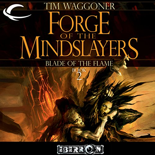 Forge of the Mindslayers cover art