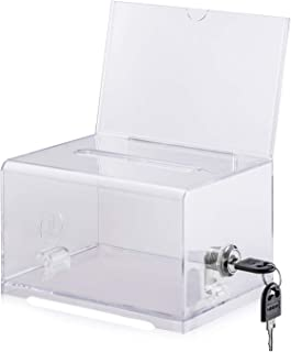 Best suggestion box acrylic Reviews