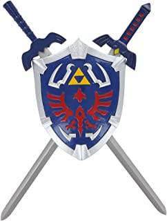Armory Replicas Zelda Hylian Shield & Swords Wall Display Set