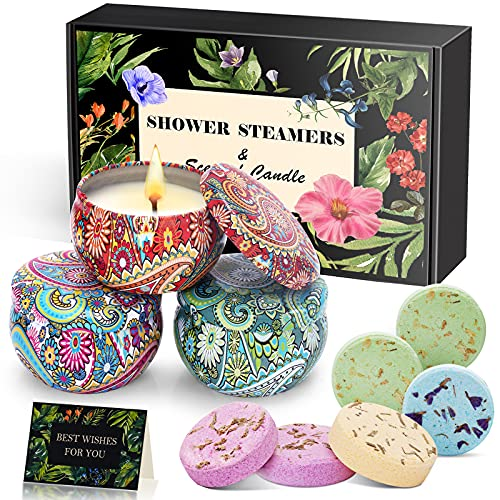 Shinnywis Birthday Gifts for Women - Shower Bombs Steamers...