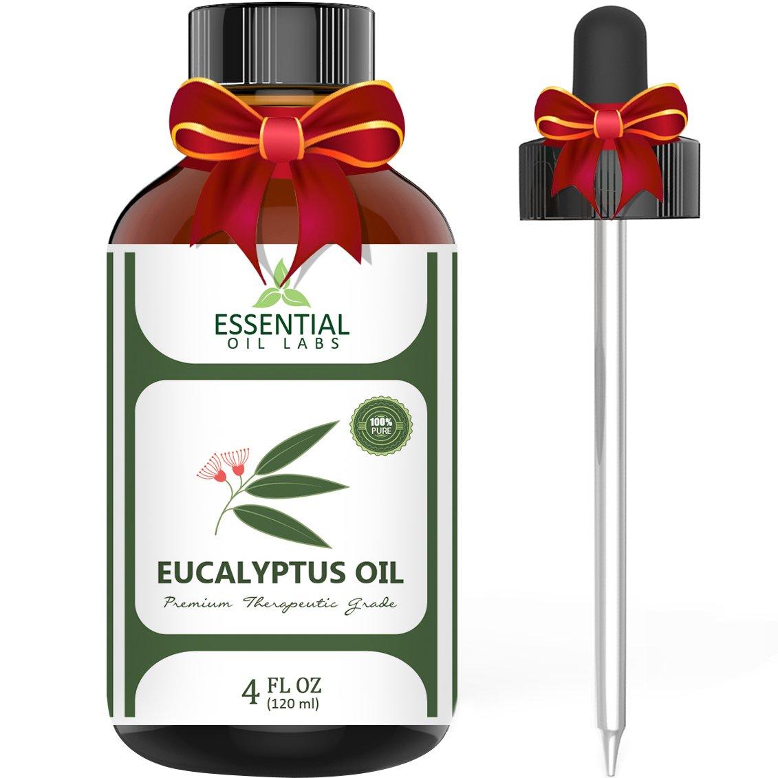 Eucalyptus Oil Therapeutic Research Essential