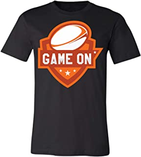 Game On-Youth Men Women Rugby Funny Gifts Ideas T-Shirt