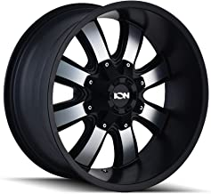 ION 189 Wheel with Machined Finish (17x9