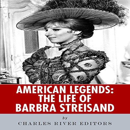 American Legends: The Life of Barbra Streisand audiobook cover art