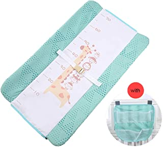 Newborn Care Station,Baby Changing Table, Baby Diaper Pad, Infant Touch Massage Dressing Table, Nursery Organizer (Color :...