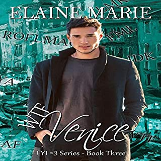 WTF Venice     The FYI <3 Series              By:                                                                                                                                 Elaine Marie                               Narrated by:                                                                                                                                 Daniel James Lewis                      Length: 1 hr and 17 mins     9 ratings     Overall 4.3