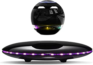 $146 » SGSG Magnetic Levitating Speaker, Anti-Gravity Bluetooth Speaker,Wireless Floating Speakers with Microphone and Touch Butt...