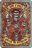 Guns N' Roses Poster Metall Blechschilder Retro Dekoration