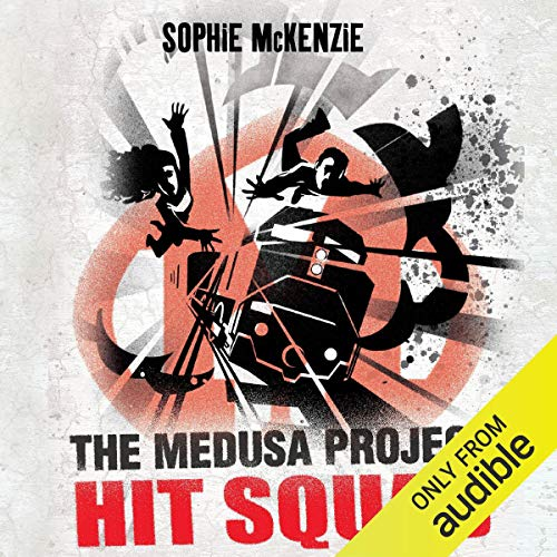 Couverture de The Medusa Project: Hit Squad