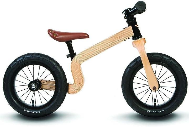 Bicicletta bambino in legno early rider bonsai laufrad 12` birke 0019