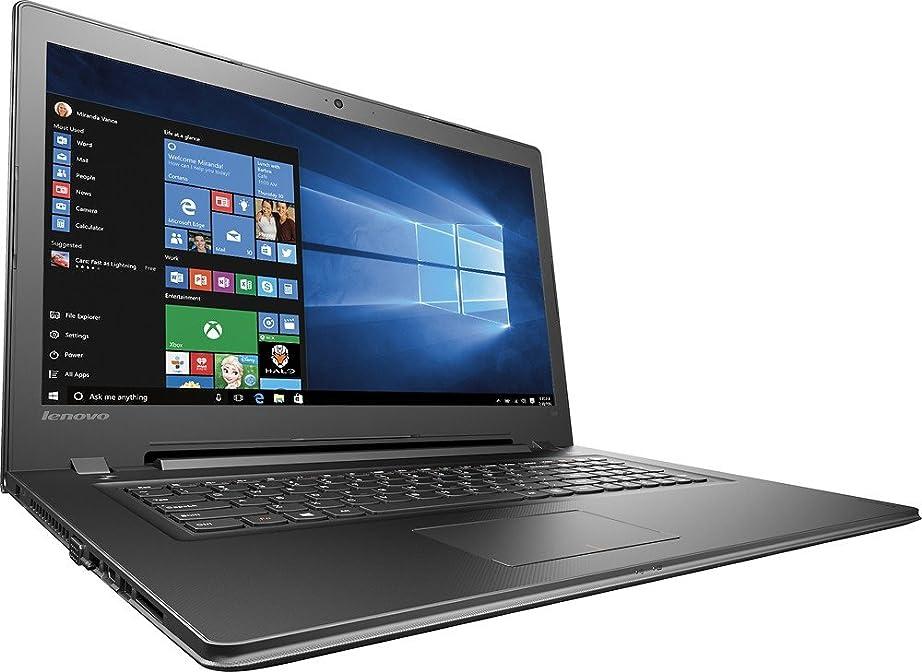 支出背骨すみません2016 Newest Lenovo IdeaPad 17 Premium High Performance HD+ (1600 x 900) 17.3-inch Laptop PC, 6th Intel Core i3-6100U 2.3GHz Processor, 4GB RAM, 500GB HDD, DVD?つ?RW, HDMI, Bluetooth, WiFi, Windows 10 by Lenovo