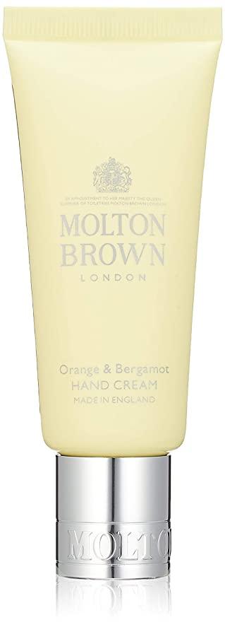 協会ネズミ札入れMOLTON BROWN(モルトンブラウン) オレンジ&ベルガモット コレクション O&B ハンドクリーム