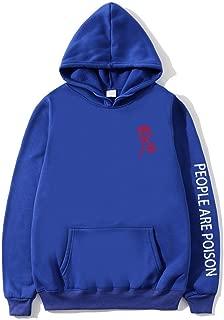 romantico Hoodies Mens Black Fashion Harajuku Sweatshirt Mujer Tumblr Inspired Aesthetic Men/Women Hooded Sweatshir