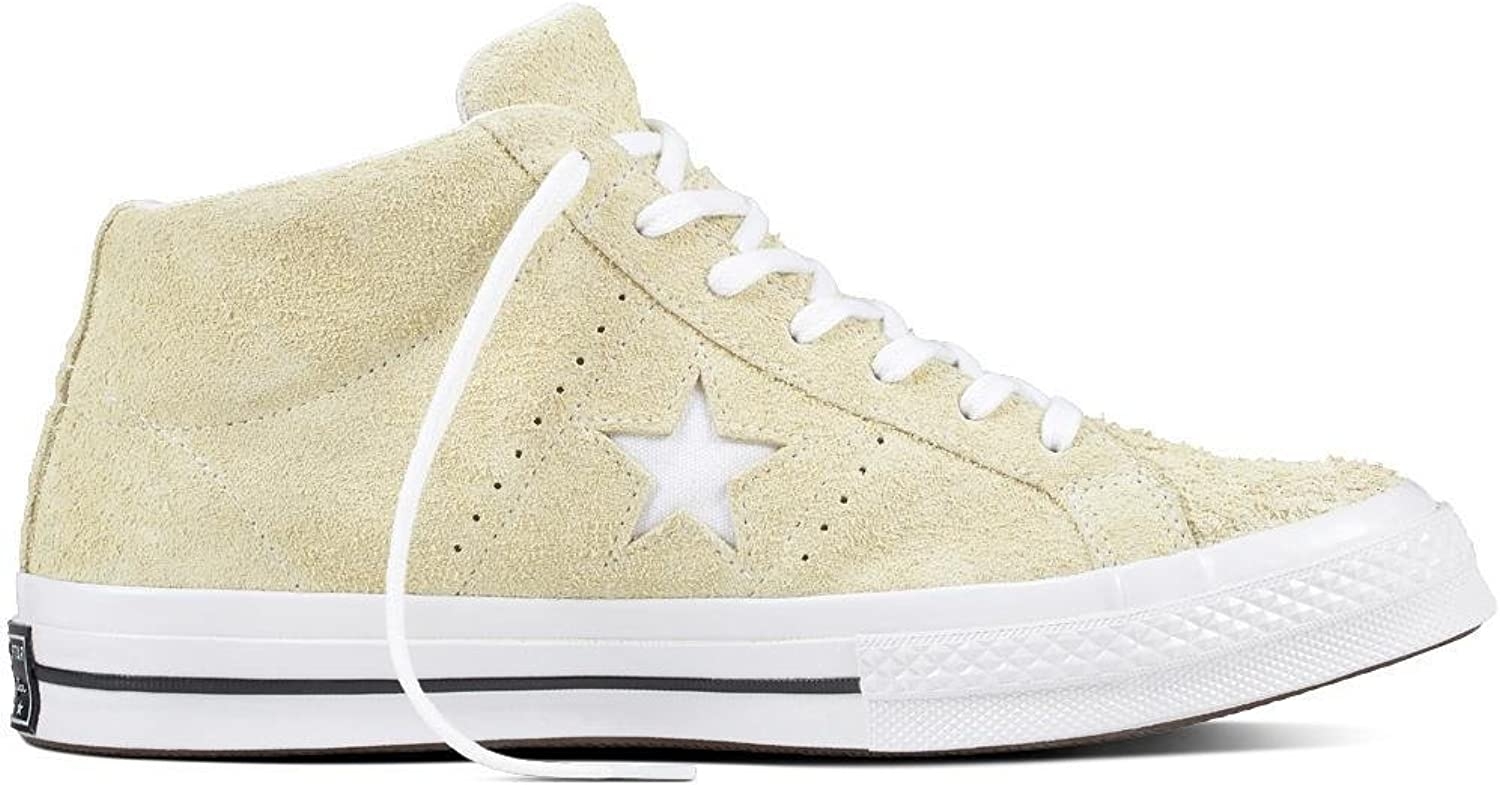 Converse 159594C Womens Beige Suede Leather Trainer