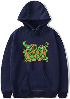 SIMYJOY Pullover Hoodie Cotton Long Sleeve Fashion Hooded Sweatshirt