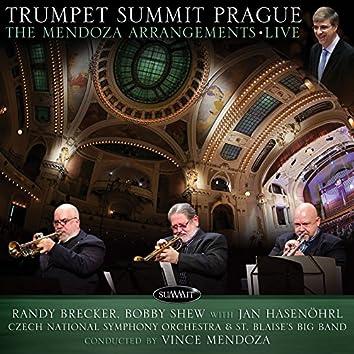 Trumpet Summit Prague: The Mendoza Arrangements Live