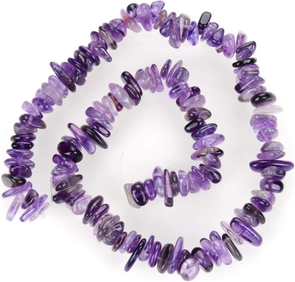 BL2682 Amethyst Faceted Star Cut Shape Briolette 8 8-9 mm 1 Strand Natural Amethyst Faceted Star Cut Beads