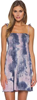 Becca by Rebecca Virtue Women's Tie Dye Convertible Dress/Skirt Swim Cover Up