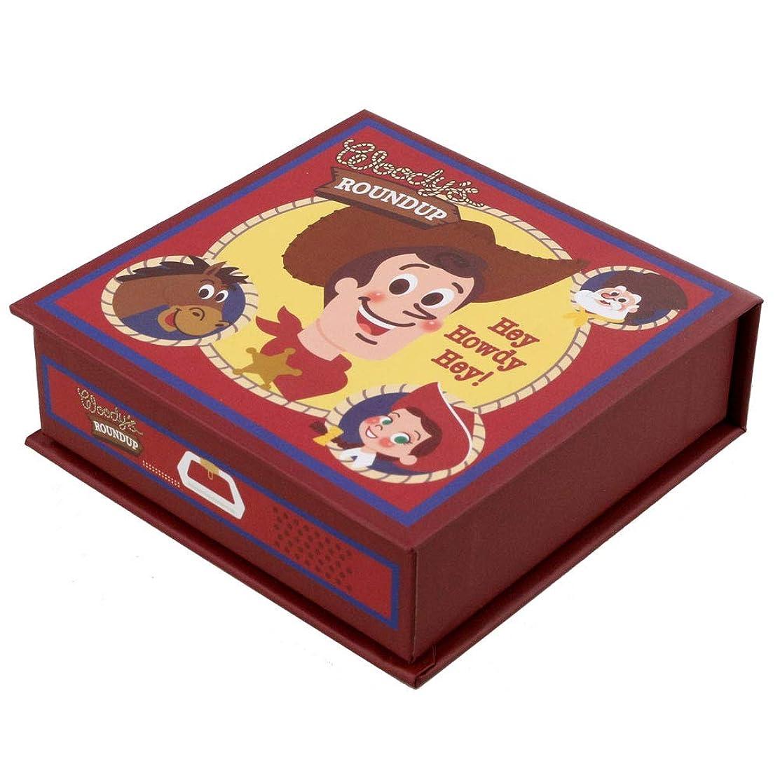 パスポートと組む肉サンスター文具 ディズニー ボックスメモ ピックスミックス トイストーリー2 S2818582