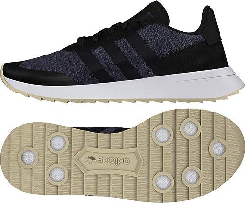 Adidas FLB_Runner W, Chaussures de Fitness Femme, Noir (Negbas Ftwbla Gricin 000), 37 1 3 EU