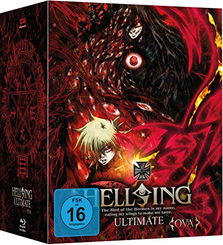 Hellsing: The Dawn - OVA - Re-Cut - [Blu-ray] mit Sammelschuber
