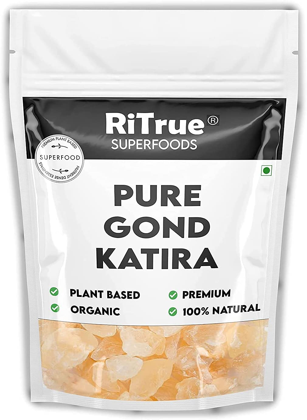 Litton RiTrue 200 Atlanta Mall Gm Gond Katira Edible Sale SALE% OFF T - Pure Gum Organic