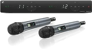 Sennheiser XSW 1-825 DUAL-A Channel Wireless Microphone System