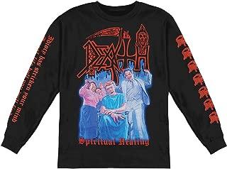 Death - Spiritual Healing Long Sleeve Shirt