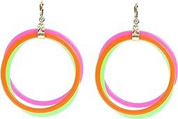 Multi Row Hoop Earrings