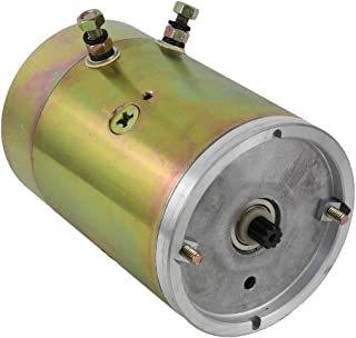 Rareelectrical NEW ELECTRIC PUMP MOTOR COMPATIBLE WITH BIG JOE FENNER STONE PRIME MOVER HYDRAULIC AND AIR-FLO BUYERS AND C...