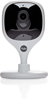 Yale SV-DF7I-W indoor IP camera, 720P, WiFi, Live view, Motion detection, Two way talk, White