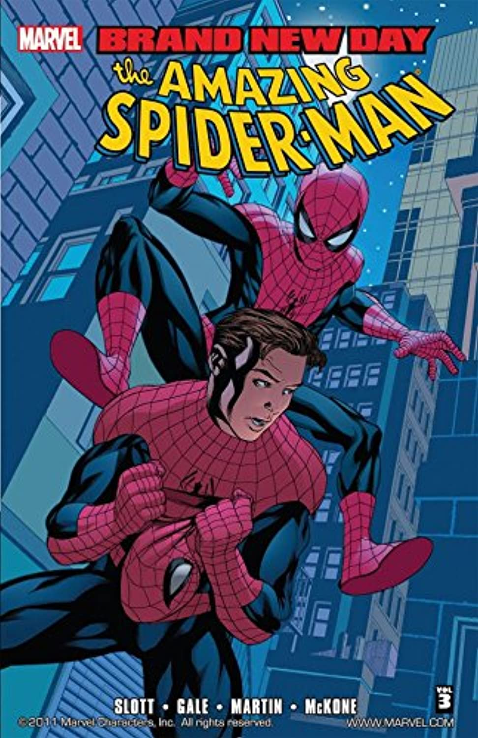 Spider-Man Vol. 3: Brand New Day (English Edition)