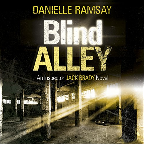Blind Alley audiobook cover art