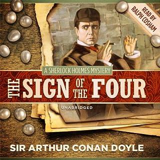 Page de couverture de The Sign of the Four