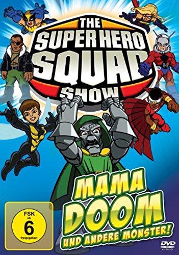 The Super Hero Squad Show - Mama Doom und andere Monster/Episode 22-26 [Alemania] [DVD]