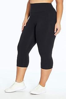 Marika Women's Plus Size Butt Booster Capri Legging