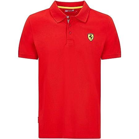 Ferrari mens Classic Polo