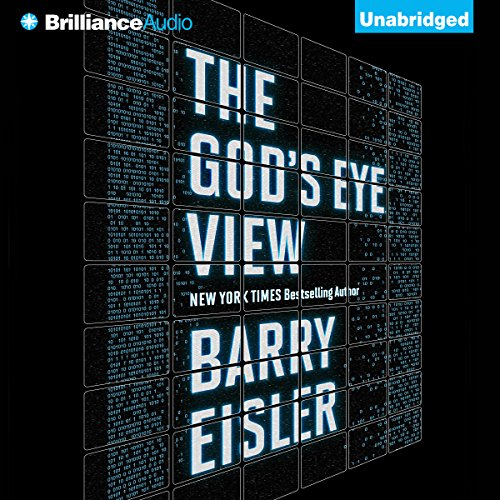 The God's Eye View audiobook cover art