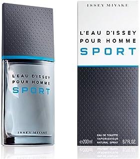 Issey Miyake LEau DIssey Homme Sport Eau de Toilette Vaporizador 200 ml